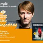 Spotkanie autorskie z Alkiem Rogozińskim   Emik Silesia