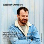 Spotkanie autorskie z Wojciechem Chmielarzem w Poznaniu