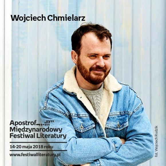 Wojciech Chmielarz / Empik Galeria Bałtycka LIFESTYLE, Książka - Spotkanie autorskie