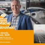 Spotkanie z Maciejem Stroińskim w Poznaniu