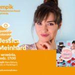 JESSICA MEINHARD - SPOTKANIE AUTORSKIE - ŁÓDŹ