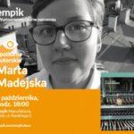 """MARTA MADEJSKA - """"ALEJA WŁÓKNIAREK"""" - SPOTKANIE AUTORSKIE - ŁÓDŹ"""
