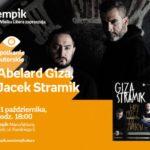 ABELARD GIZA i JACEK STRAMIK - SPOTKANIE AUTORSKIE - ŁÓDŹ