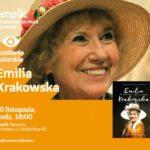 """Emilia Krakowska – """"Aktorzyca"""" we Wrocławiu"""