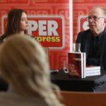 Wiem, co się stało z Iwoną Wieczorek mówi dziennikarz śledczy Janusz Szostak
