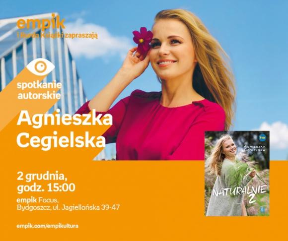 Agnieszka Cegielska | Empik Focus LIFESTYLE, Książka - spotkanie