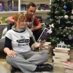 Przedświąteczne oblężenie księgarń