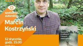 Marcin Kostrzyński | Empik Plac Wolności, Poznań LIFESTYLE, Książka - Marcin Kostrzyński 12 stycznia, godz. 15.00 empik Plac Wolności, Poznań, ul. Ratajczaka 44
