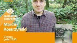 Marcin Kostrzyński | Empik Focus LIFESTYLE, Książka - spotkanie autorskie
