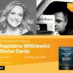 MAGDALENA WITKIEWICZ i STEFAN DARDA - SPOTKANIE AUTORSKIE - ŁÓDŹ