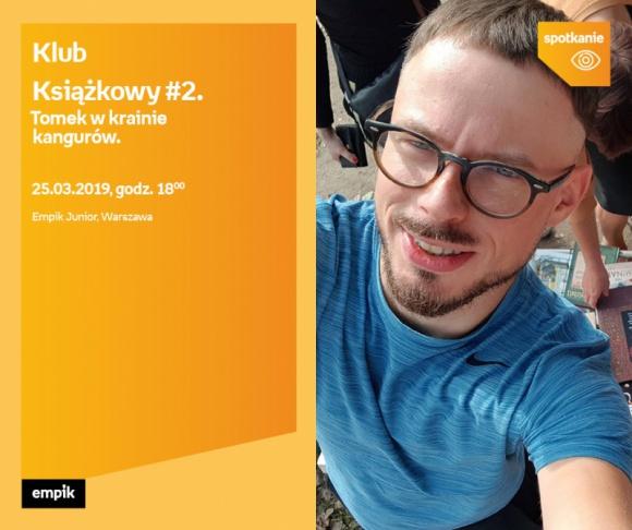 Drugie spotkanie Kubu Książkowego w Czytelni Empiku LIFESTYLE, Książka - Kolejne spotkanie Klubu Książkowego w Czytelni w Empiku Junior 25 marca o 18.00.