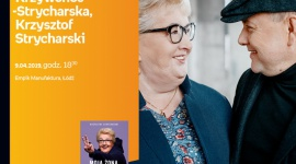 Henryka Krzywonos z mężem o nowej książce   EMPIK MANUFAKTURA LIFESTYLE, Książka - Jakie to uczucie mieć żonę, która jest najbardziej znanym kierowcą tramwaju i jednocześnie staje się jedną z czołowych postaci Solidarnościowej opozycji?
