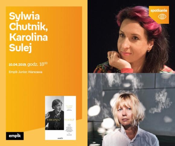 Chutnik i Sulej o Virginii Woolf | EMPIK JUNIOR LIFESTYLE, Książka - Pisarki feministki o eseju sprzed 90 lat.
