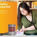 """PAULINA ŁOPATNIUK (AUTORKA BLOGA """"PATOLODZY NA KLATCE"""") - SPOTKANIE - ŁÓDŹ"""