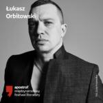 Łukasz Orbitowski na Apostrofie w Krakowie