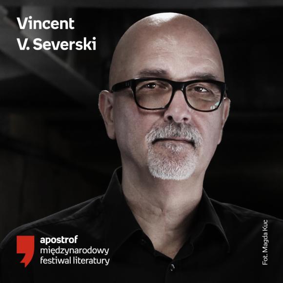 Vincent V. Severski / Empik Galeria Bałtycka LIFESTYLE, Książka - spotkanie