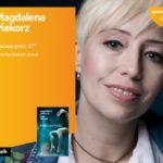 Spotkanie z Magdaleną Piekorz w Poznaniu