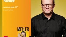 Marcin Meller w Empiku Echo Kielce LIFESTYLE, Książka - Marcin Meller promuje swoją najnowszą książkę w Empiku w Kielcach