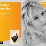 """Monika Sawicka z książką """"Kolorowych snów"""" w Empiku Plac Wolności"""