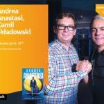 ANDREA ANASTASI, KAMIL SKŁADOWSKI - SPOTKANIE AUTORSKIE - ŁÓDŹ