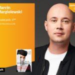 """MARCIN MARGIELEWSKI (autor """"BYŁA ARABSKĄ STEWARDESĄ"""")- SPOTKANIE AUTORSKIE- ŁÓDŹ"""