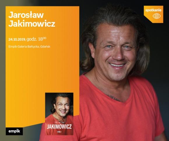 Jarosław Jakimowicz   Empik Galeria Bałtycka LIFESTYLE, Książka - spotkanie