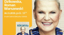 Elżbieta Dzikowska, Roman Warszewski | Empik Galeria Bałtycka LIFESTYLE, Książka - spotkanie
