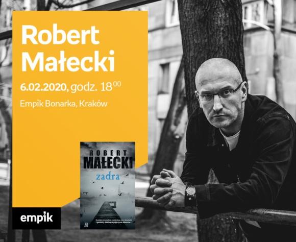Robert Małecki | Empik Bonarka LIFESTYLE, Książka - Robert Małecki w Empik Bonarka