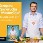 Grzegorz Zawierucha (MasterChef) | Empik Korona