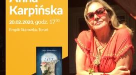 Anna Karpińska   Empik Starówka LIFESTYLE, Książka - spotkanie