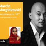 MARCIN MARGIELEWSKI - SPOTKANIE AUTORSKIE - ŁÓDŹ