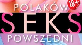 """HARDE LIVE: spotkanie z Ewą Tomczyńską, autorką książki """"Polaków seks powszedni"""" LIFESTYLE, Książka - Jeśli masz ochotę dowiedzieć się o tym, co Polacy - bez cenzury - robią w łóżku i poza nim, wpadnij na spotkanie z Ewą Wąsikowską-Tomczyńską, autorką najbardziej śmiałej opowieści o seksie, jaka kiedykolwiek ukazała się w Polsce."""