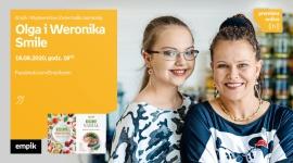 Olga i Weronika Smile oraz Jerzy Bralczyk na spotkaniach autorskich online LIFESTYLE, Książka - Empik kontynuuje cykl #premieraonline, w ramach którego odbywają się kolejne e-spotkania autorskie na żywo.